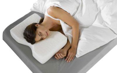 Hilfe gegen Nackenschmerzen und Verspannungen: Setzen Sie auf  Nackenkissen!