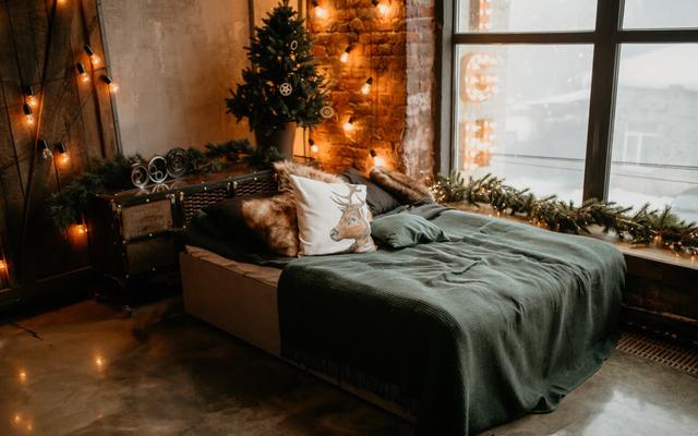 Unser Schlafzimmer im Herbst- Ein Ruhepol