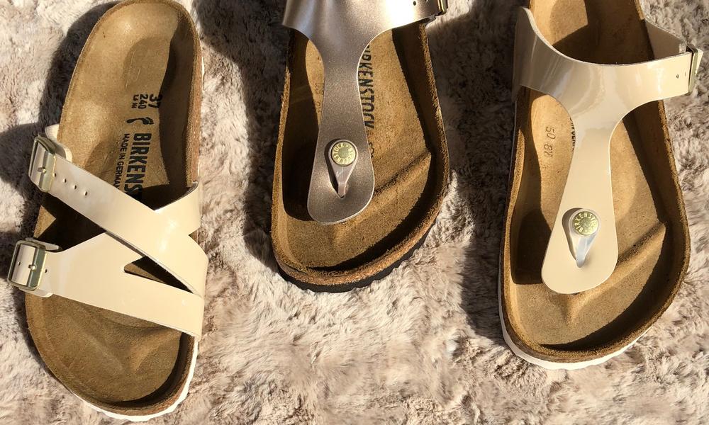 Der Sommer kann kommen – die neuen Birkenstocks
