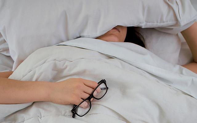 Schlechter Schlaf kann der Seele schaden
