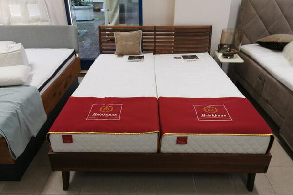 Jetzt NEU im Sortiment: Neapel Matratze von Brinkhaus
