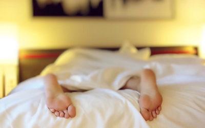 Schlafen bei Hitze – gesunder Schlaf auch bei hohen Temperaturen